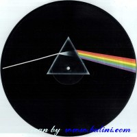 Pink Floyd, The Dark Side of the Moon, Capitol, SEAX-11902