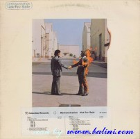 Pink Floyd, Wish you were here, Columbia, PC 33453
