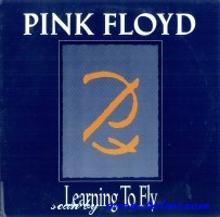 Pink Floyd, Learning to Fly, Columbia, CAS 2775