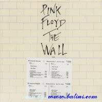 Pink Floyd, The Wall, Columbia, PC2 36183