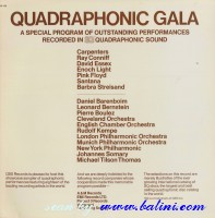 Various Artists, Quadraphonic Gala, Columbia, ASQ 109
