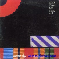 Pink Floyd, The Final Cut, CBS, CS-10449