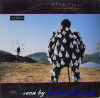 Pink Floyd, Delicate Sound of Thunder, CBS, CS-10616