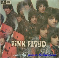 Pink Floyd, The piper at the, gates of dawn (Mono), Columbia, JSX 6157