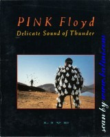 Pink Floyd, Delicate Sound, of Thunder, Sony, C2M 44484