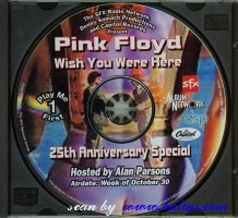 Pink Floyd, Wish you were here 25th, SFX, #00-44