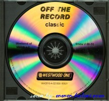 Pink Floyd, Off The Record Classic, Westwood One, #00-10