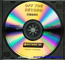 Pink Floyd, Off The Record Classic, Westwood One, #00-46