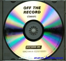Pink Floyd, Off The Record Classic, Westwood One, #01-44