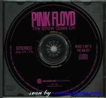 Pink Floyd, The Show Goes On, Westwood One, #94-27