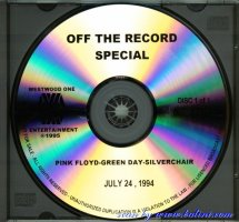 Pink Floyd, Off The Record Special, Westwood One, #95-31/R