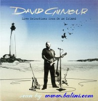 David Gilmour, Live Selections, , 82876 87526 2