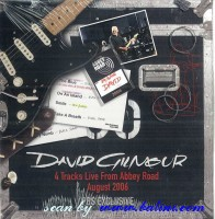 David Gilmour, 4 Live Tracks, from Abbey Road, Columbia, 88697 14334 2