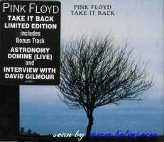 Pink Floyd, Take it back + Interview, , 660386 2