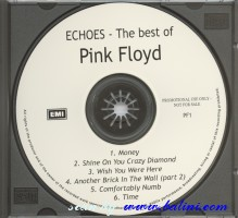Pink Floyd, Echoes - The best of, (Australia), , PF1