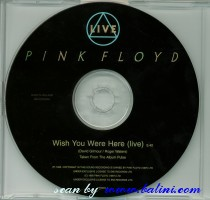 Pink Floyd, Wish you were here, (Holland), , PFSING 1