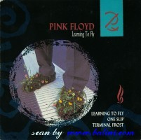 Pink Floyd, Learning to fly, EMI, CDEM 26