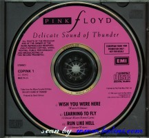 Pink Floyd, Wish you were here, , CDPINK 1