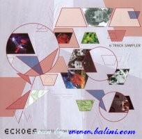 Pink Floyd, Echoes - 6 track sampler, , EchoesCDR
