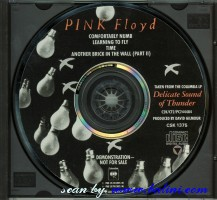 Pink Floyd, Comfortably numb, , CSK 1375