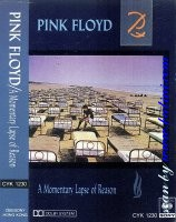Pink Floyd, A momentary lapse, of reason, Sony, CYK 1230
