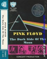 Pink Floyd, The Dark Side, of the Moon, Concert, CC 635