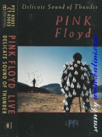 Pink Floyd, Delicate Sound, of Thunder, Columbia, P2T 45051