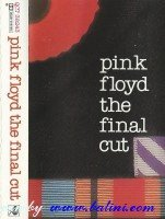 Pink Floyd, The Final Cut, Columbia, QCT 38243