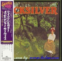 Quicksilver, Messanger Service, Shady Groove, Toshiba, TOCP-67733