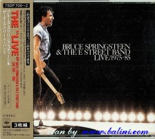 Bruce Springsteen, Live 1975-86, Sony, 75DP 700.2
