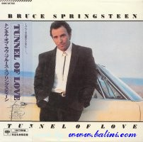 Bruce Springsteen, Tunnel of Love, Sony, 88697287522