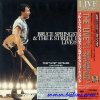Bruce Springsteen, Live 1975-86, Sony, MHCP-729.733
