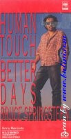 Bruce Springsteen, Human Touch, Better Days, Sony, SRDS 8226
