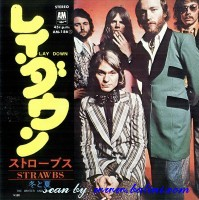 Strawbs, Lay Down, The Winter and the Summer, A&M, AM-186