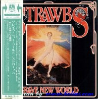 Strawbs, Grave New World, A&M, AML-141