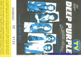 Deep Purple, Milano, , 01-09-1987