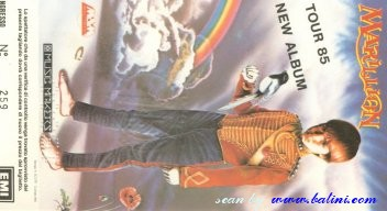 Marillion, Milano, , 27-10-1985