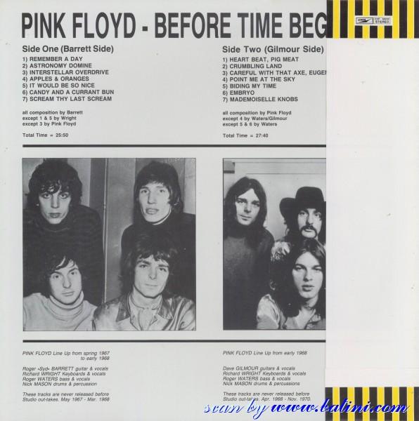 Bilbo S Pink Floyd Vinyl Other Editions